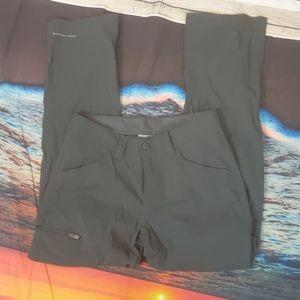 Columbia gray pants size 28x30